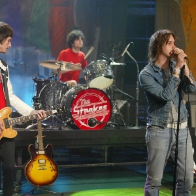 New York Rockers The Strokes Plot Return