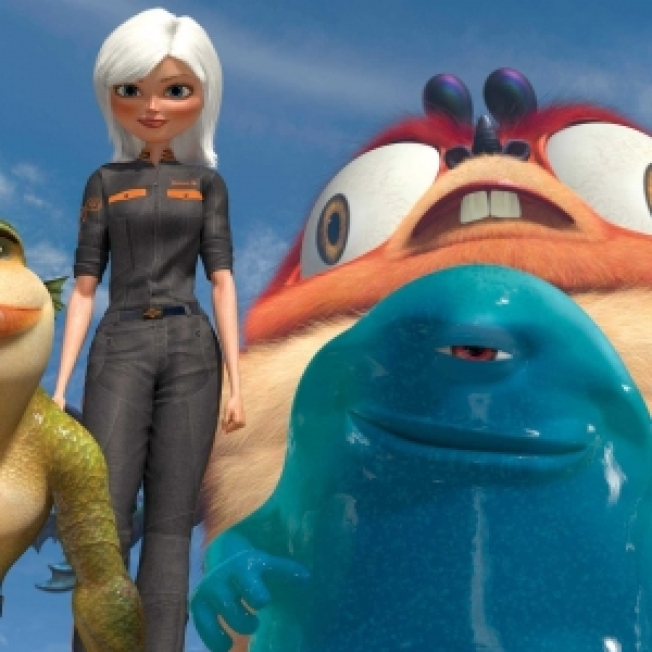'Monsters Vs. Aliens' Hurtles To $58.2M Debut
