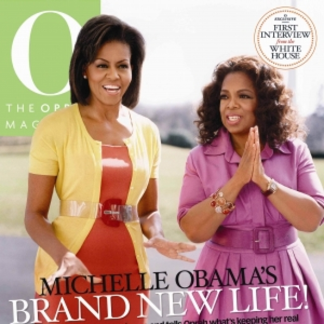 Michelle Obama Addresses Baby Rumors & How She Stays In Top Shape