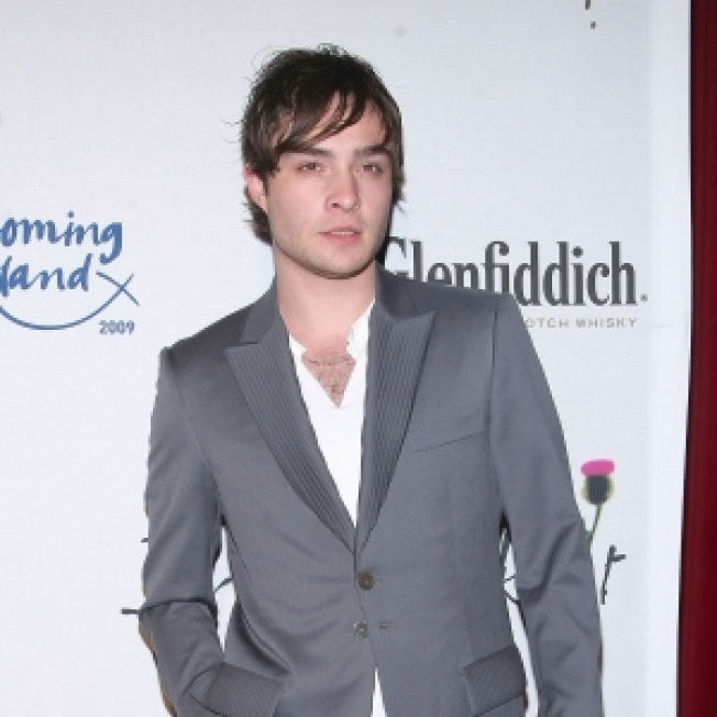 Ed Westwick To Vamp Up 'Californication'