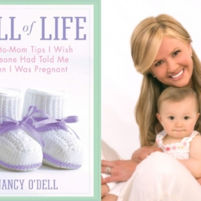 Nancy O'Dell Shares Her Pregnancy Story & Mom-To-Mom Tips In New Book 'Full Of Life'