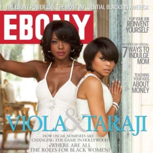 Taraji P. Henson & Viola Davis Talk Navigating Hollywood