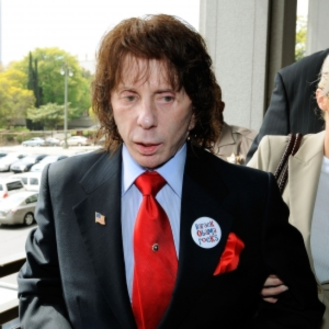 Judge To Sentence Music Legend Phil Spector On 2nd-Degree Murder Conviction
