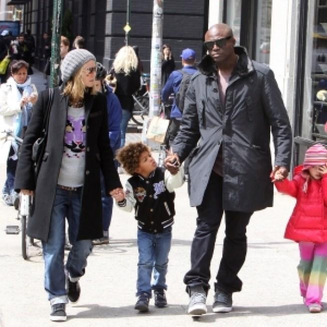 Report: Heidi Klum Expecting Fourth Child