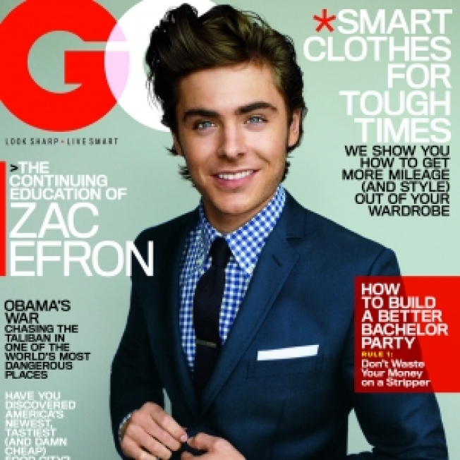 Zac Efron Talks Marriage, Staying Out Of The Tabloids & Leonardo DiCaprio's Advice