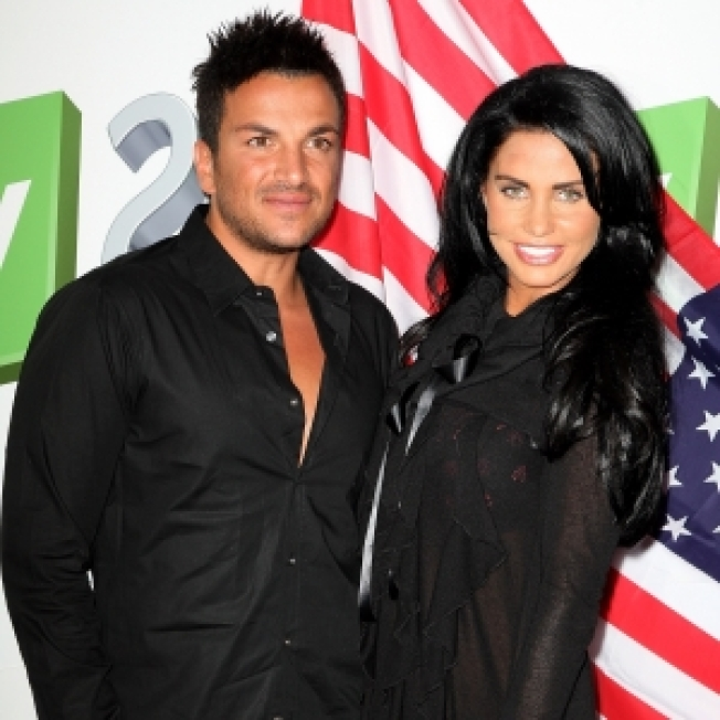 Former E! Reality Couple Katie Price & Peter Andre Split