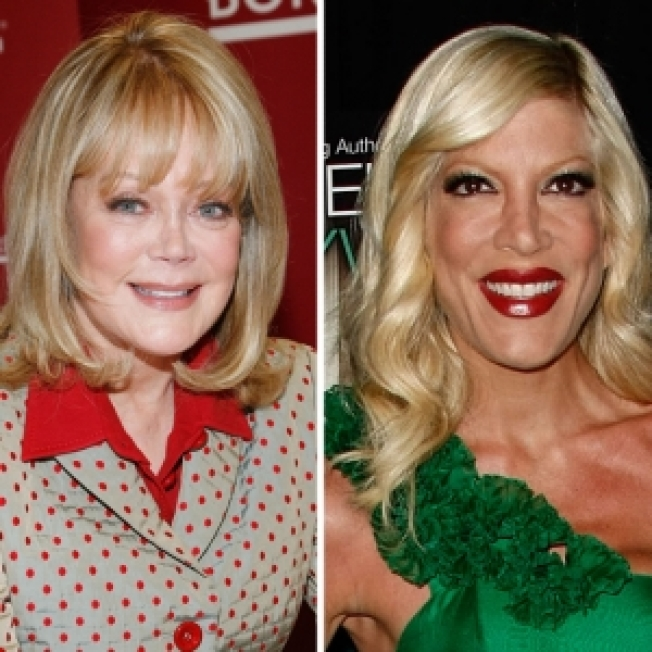 Tori Spelling Responds To Her Mother's Public Plea For Contact