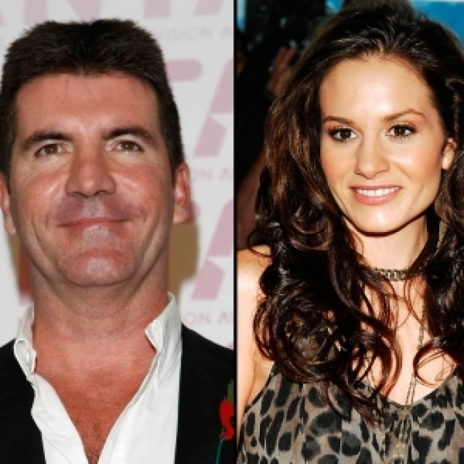 Simon Cowell Sounds Off On Rumored 'Idol' Feud With Kara DioGuardi