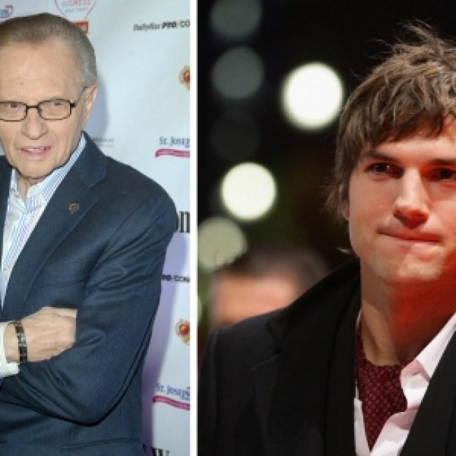 Ashton Kutcher & CNN Race To A Million Twitter Followers