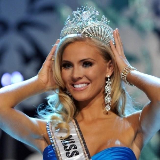 Miss North Carolina USA Kristen Dalton Crowned Miss USA 2009 In Las Vegas