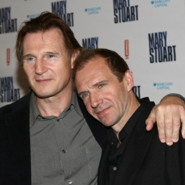 Liam Neeson Returning To Public Life After Wife's Death