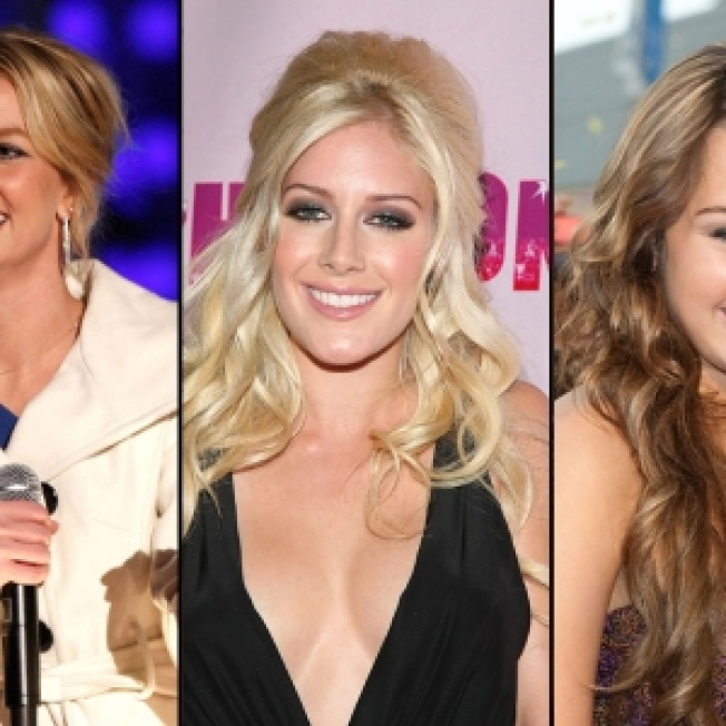 Britney, Heidi & Miley Support Same-Sex Marriage Via Perez