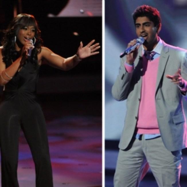Lil Rounds & Anoop Desai Bid Farewell To 'American Idol'
