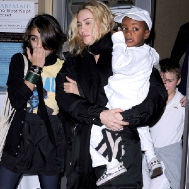 Madonna, Reese, Gwyneth Among Forbes' Hardest Working Moms