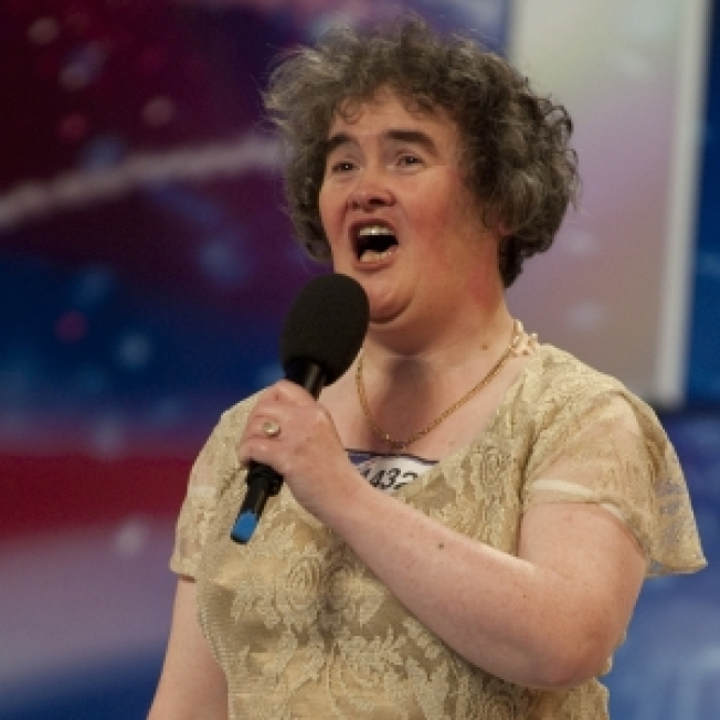 Susan Boyle Not Convinced She Can Win 'Britain's Got Talent'