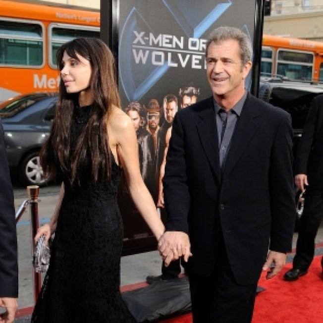 Rep: Mel Gibson & Oksana Grigorieva Expecting