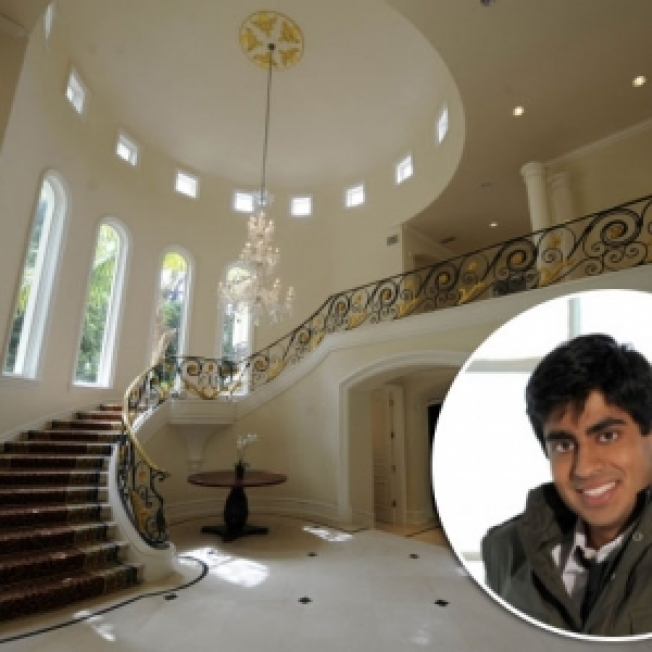 Anoop Desai: I Ain't Afraid Of No Ghost! - 'Idol' House Haunted?