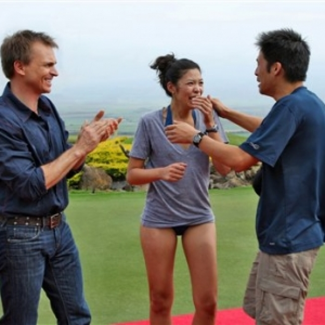 Heartbreaking Finish To CBS' 'Amazing Race'