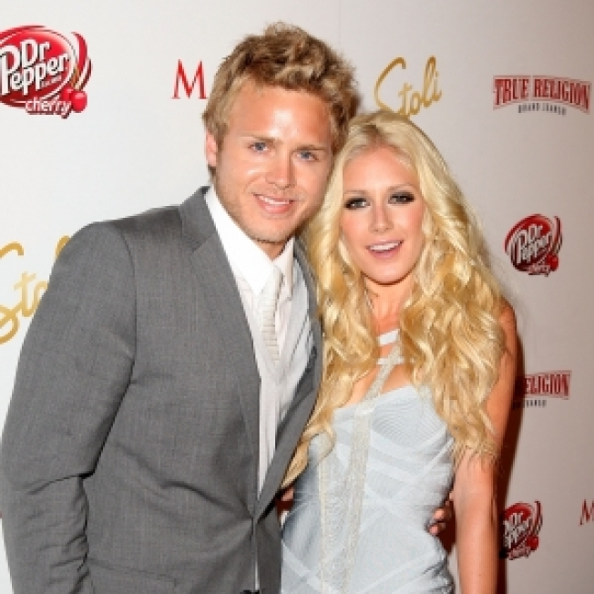 Spencer Pratt Offers 100 Pizzas For 100 Downloads Of Heidi's Songs – AccessHollywood.com Steps Up