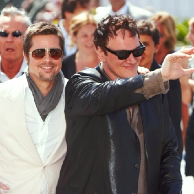 Pitt, Tarantino Alter WWII History With 'Basterds'