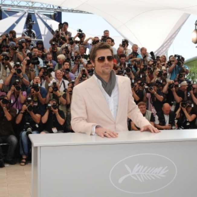 Brad Pitt On Life With Angelina & Kids: 'It's Really Rewarding – I'm Right In The Zone'