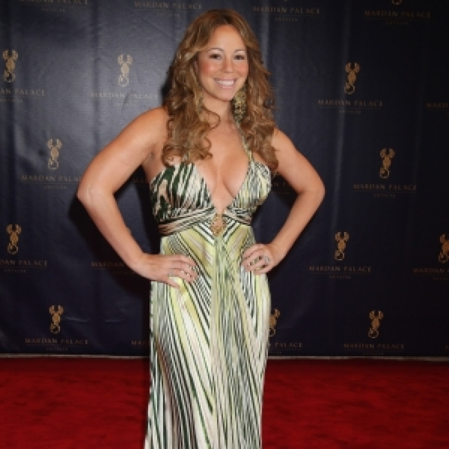 ROLL CALL: Mariah Carey Embraces Her New Curves