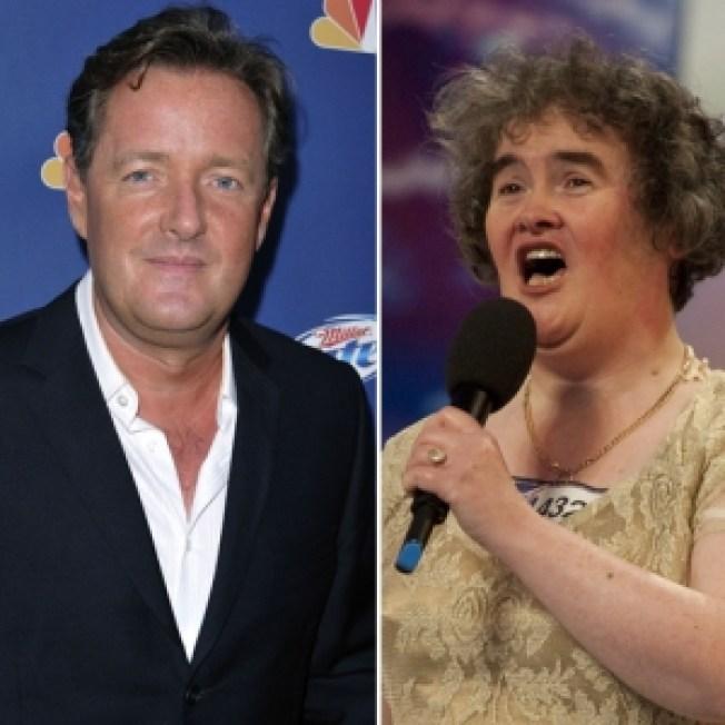 Piers Morgan: 'Sky's The Limit For Susan' Boyle