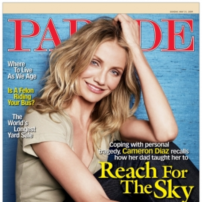 Cameron Diaz: 'I Have The Life That I Have Because I Don't Have Children'