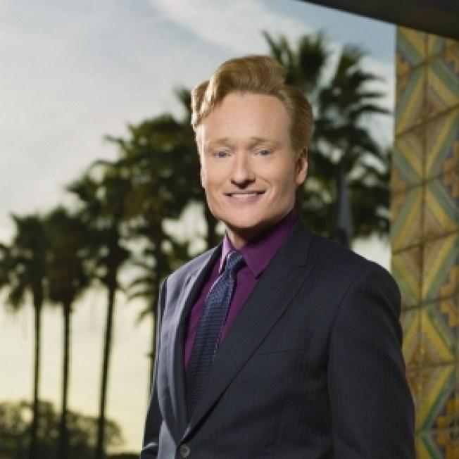 Conan O'Brien Set To Make His 'Tonight Show' Debut