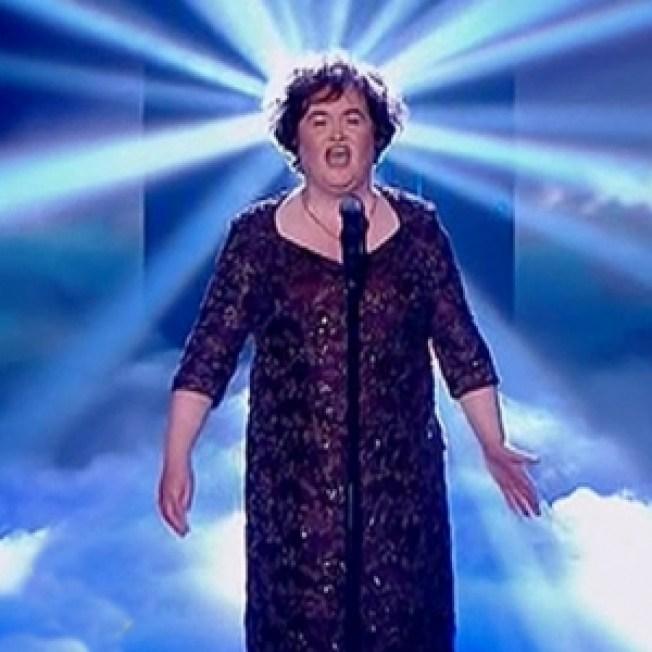 Susan Boyle's Concert Comeback