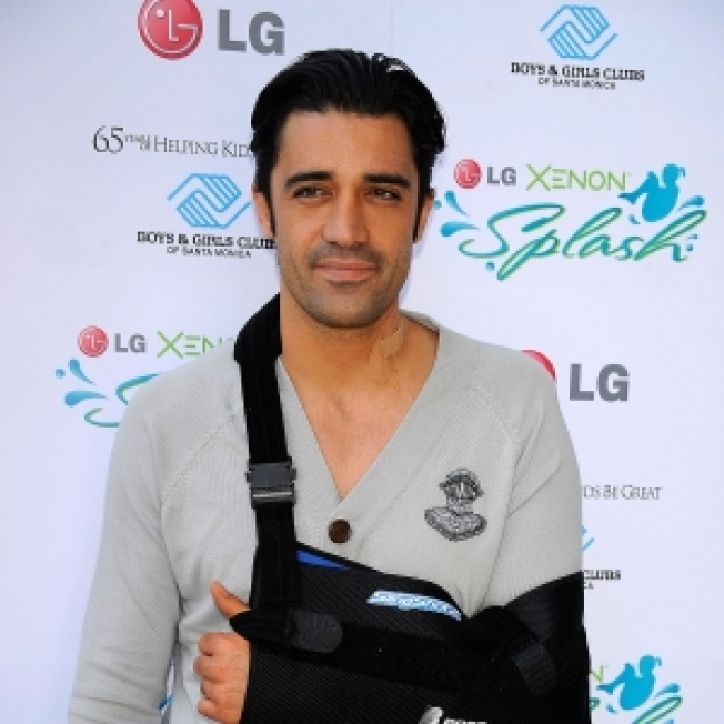 Gilles Marini Heads Home After Surgery, Explains Why He Kept Underwear On During Procedure