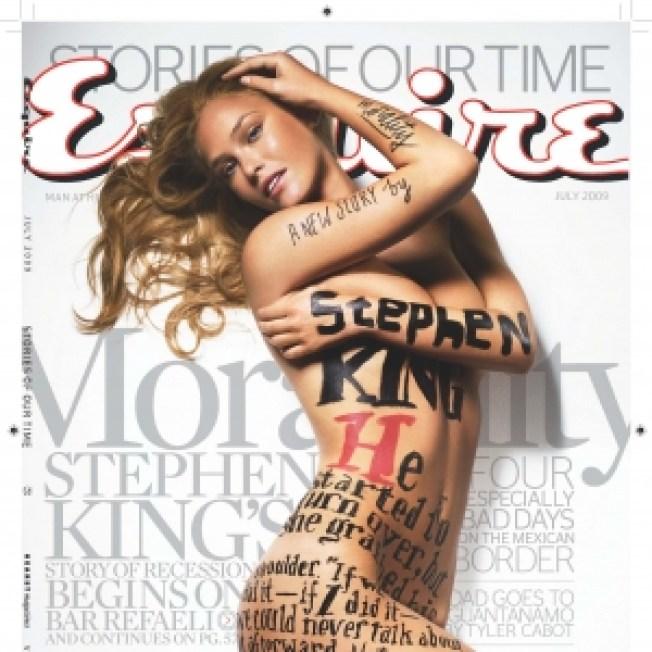 Bar Refaeli Shares Sexy Modeling Tips