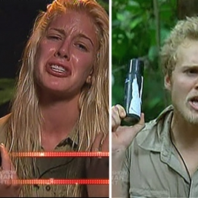 All An Act? Heidi & Spencer Pratt Promoting Shampoo Product On 'I'm A Celebrity… Get Me Out Of Here'