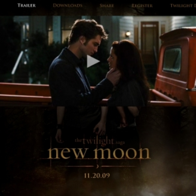 New 'New Moon' Web Site Launches