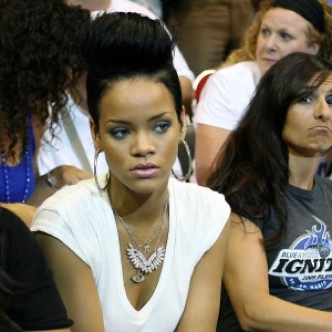 Neighbor Sues Over Rihanna's LA House