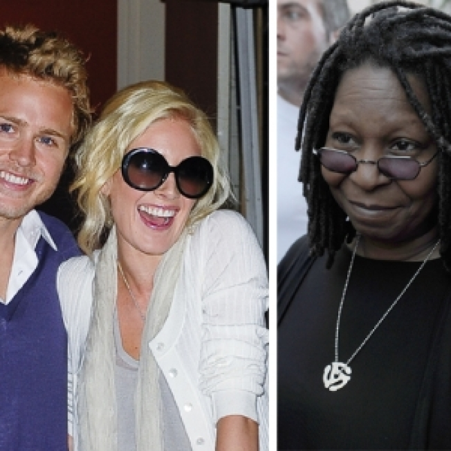 Whoopi Goldberg Gives Heidi & Spencer Pratt A Stern Warning On 'The View'