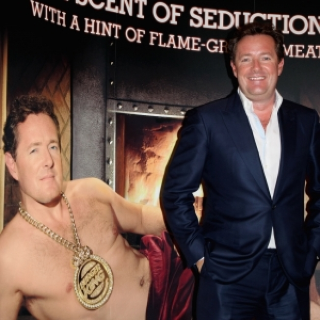 Piers Morgan Insists It's His Body In New Burger King Ad
