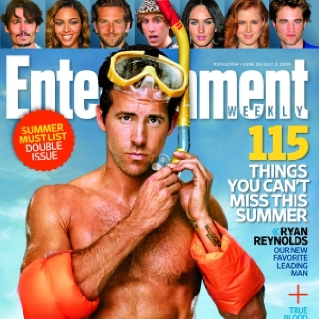 Ryan Reynolds' Summer Must List: 'Intervention,' Kindles & More!