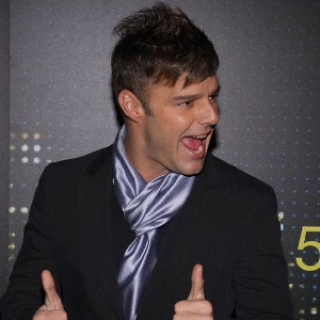 ROLL CALL:  Ricky Martin's 'Heart Could Belong To A Woman Or A Man?'