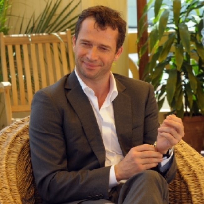 James Purefoy Talks Baring Almost All On Screen & Playing A Good Guy In 'The Philanthropist'