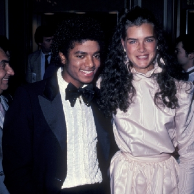 Brooke Shields Talks About 'Asexual' Jackson