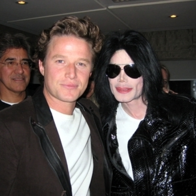 Billy's Blog: The Last Interview With Michael Jackson