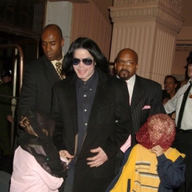 Children & Family Services Investigating Welfare Of Michael Jackson's Children