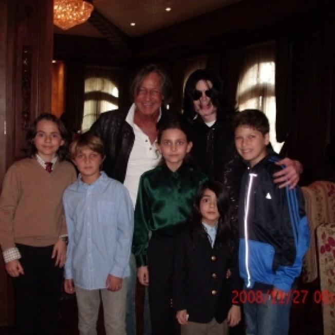 New Michael Jackson Family Photo Revealed