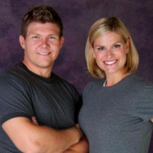 'Biggest Loser' Couple Marty & Amy Wolff Welcome First Child