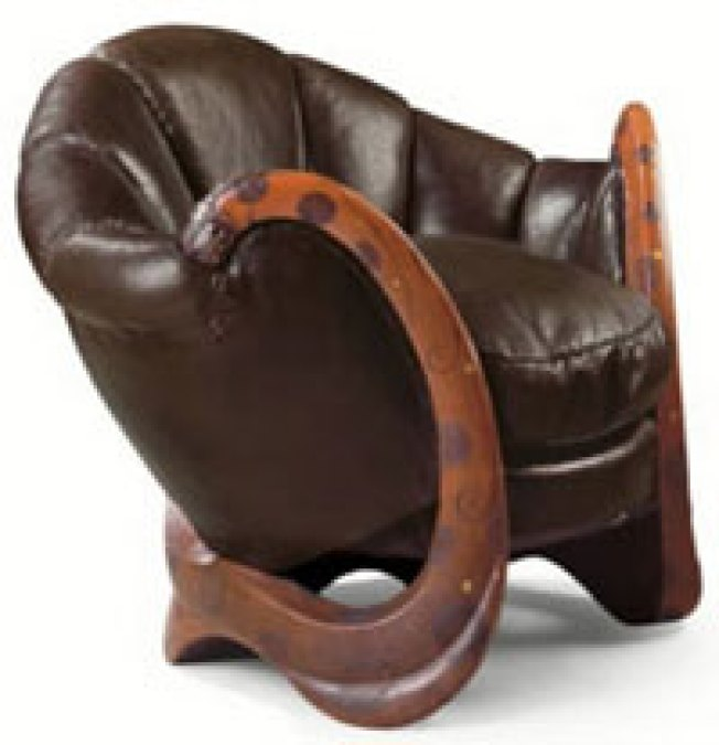 Turd Chair Sells for $28 Million
