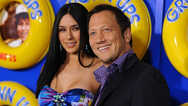 Rob Schneider Welcomes a Baby Girl--Find Out Her Name!
