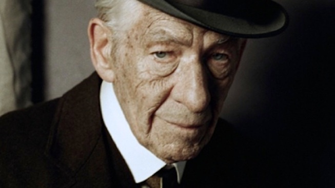 "First Look at Ian McKellen as Sherlock Holmes in ""Mr. Holmes"""