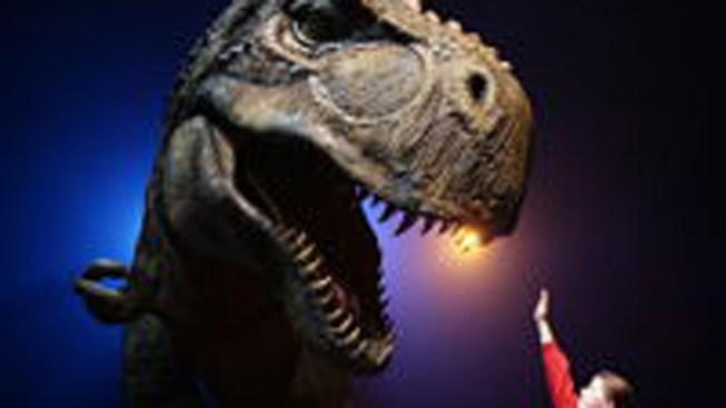 "Man Swaps Name for ""Tyrannosaurus Rex"""
