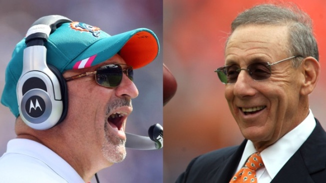 Ross: Sparano 'The Right Coach' For Dolphins